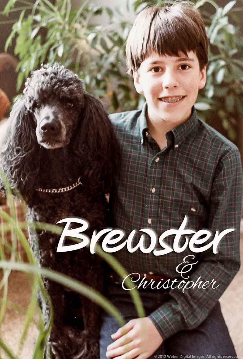 BREWSTER AND CHRIS