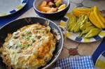 Eggwhite omlette