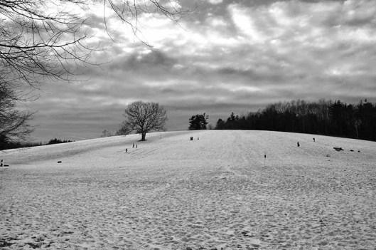 The Sleding Hill