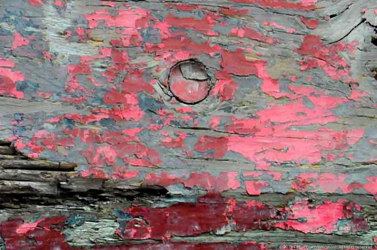 Carib Sunset ~ Rusty's truck series