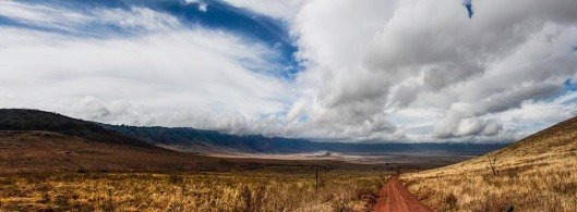 Ngorogoro Crater Conservation Area
